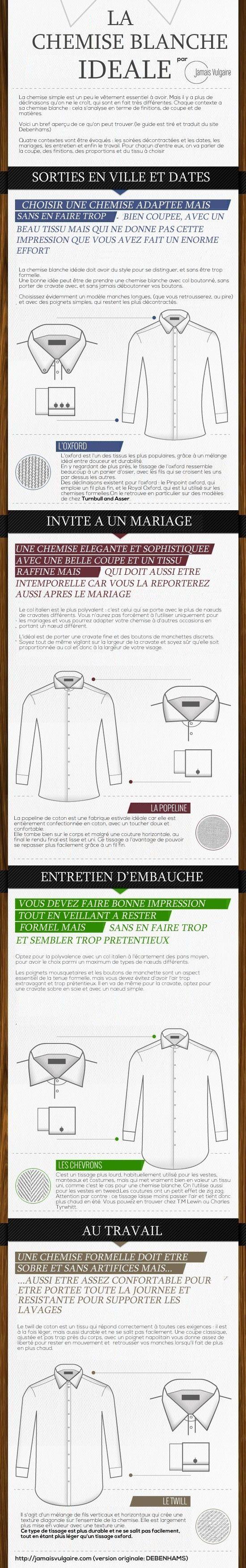Avant De Commencer Cet Article Je M Excuse Encore Une Fois De La Frequence Un Peu Reduite En Ce Moment D Arti Perfect White Shirt Style Guides Gentleman Style