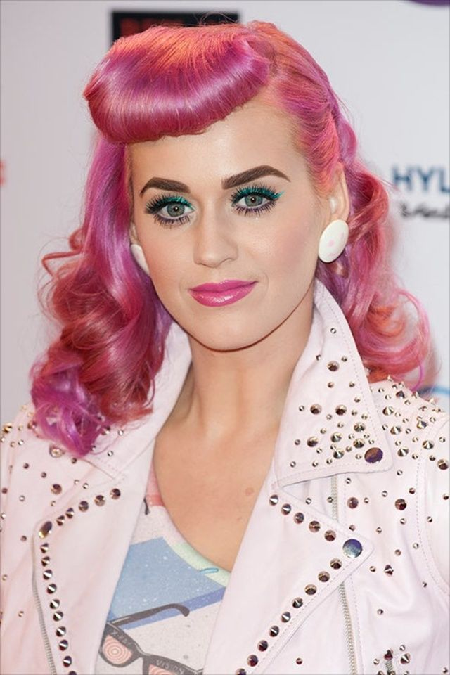 Amazing 1000 Images About Katy Perry Hairstyles On Pinterest Short Hairstyles For Black Women Fulllsitofus