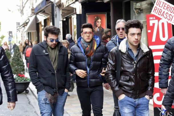 I componenti de #IlVolo