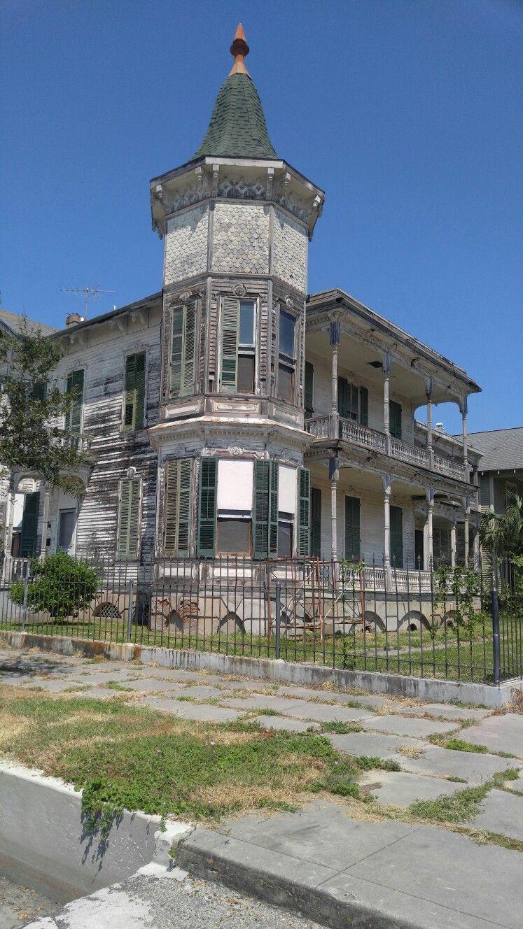 Galveston Strand District