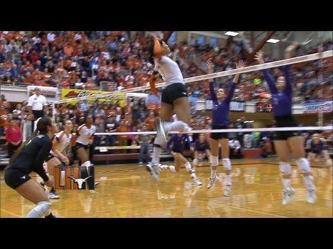 Volleyball Highlights K State Nov 23 2013 Volleyball Volleyball Team Highlights