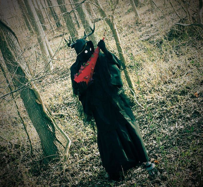 Over The Garden Wall Beast Cosplay Awesome Cosplay Pinterest Cosplay