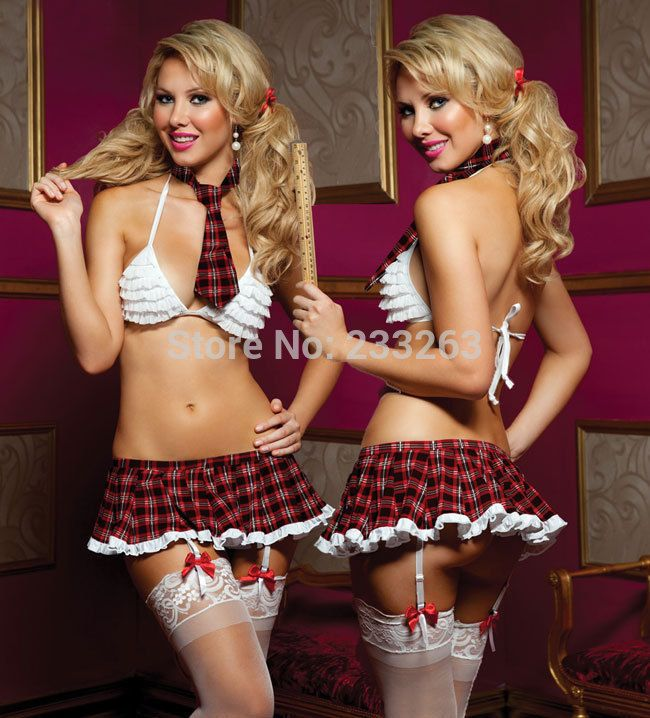costume sex party - 10$ Product - Eros Sex Cosplay Sex party School Uniform, Womens Sexy Costumes  Sex