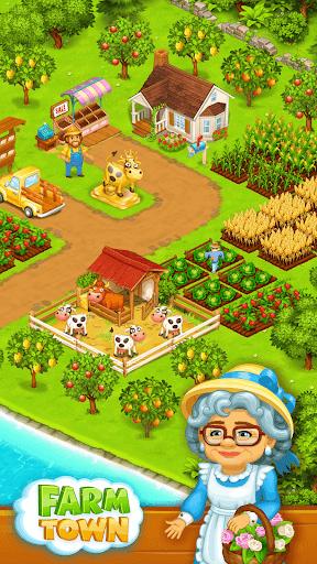 Farm Town Happy Farming 2 55 Apk Mod Hack Download Download