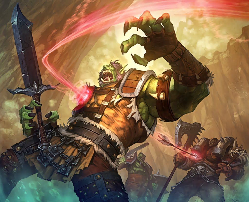 Pin by Lee on Fantasy art Hearthstone heroes, Warcraft