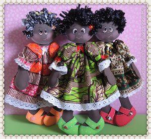 Bonecas de Moçambique - Mozambican Dolls