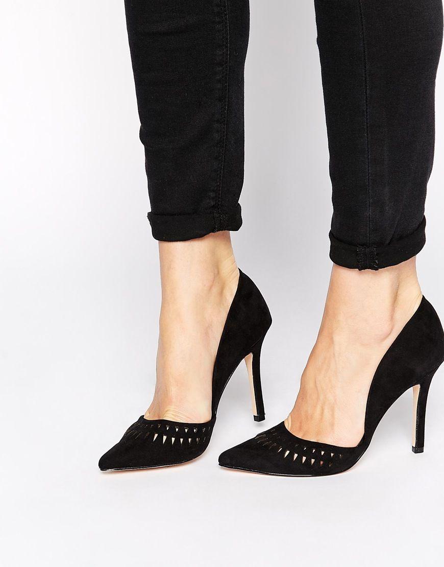 Zapatos negros New Look para mujer Z25zFI61