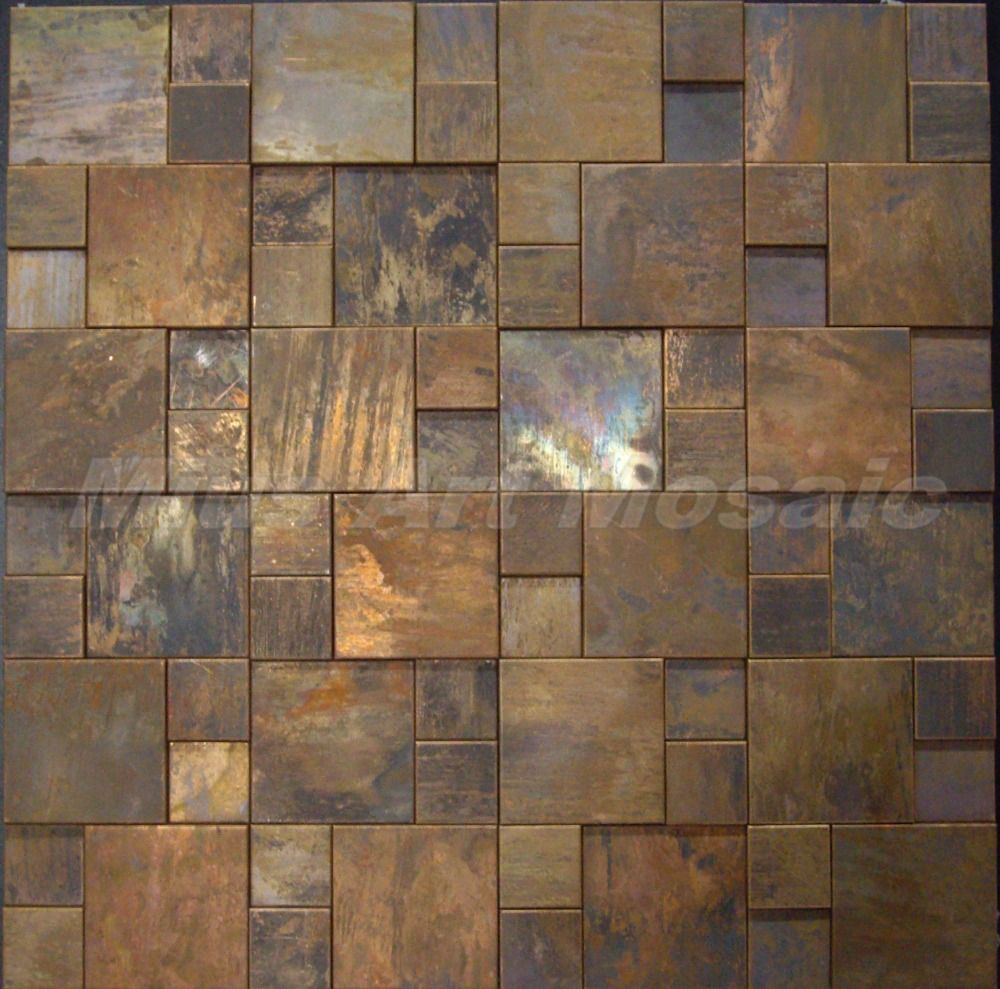 Aliexpress.com : Buy 3D Versailles Mosaic in Antique Copper E6KMZ21 ...