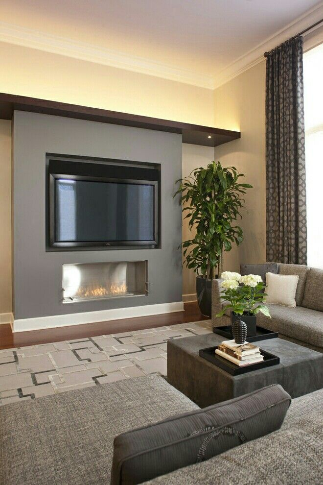 Living Room Tv Setups: I Want For My Home... Image By Shelly Loves...