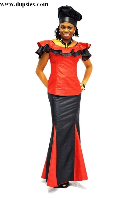 African attire | Dupsie\'s is the home of African Clothing. Authentic ...