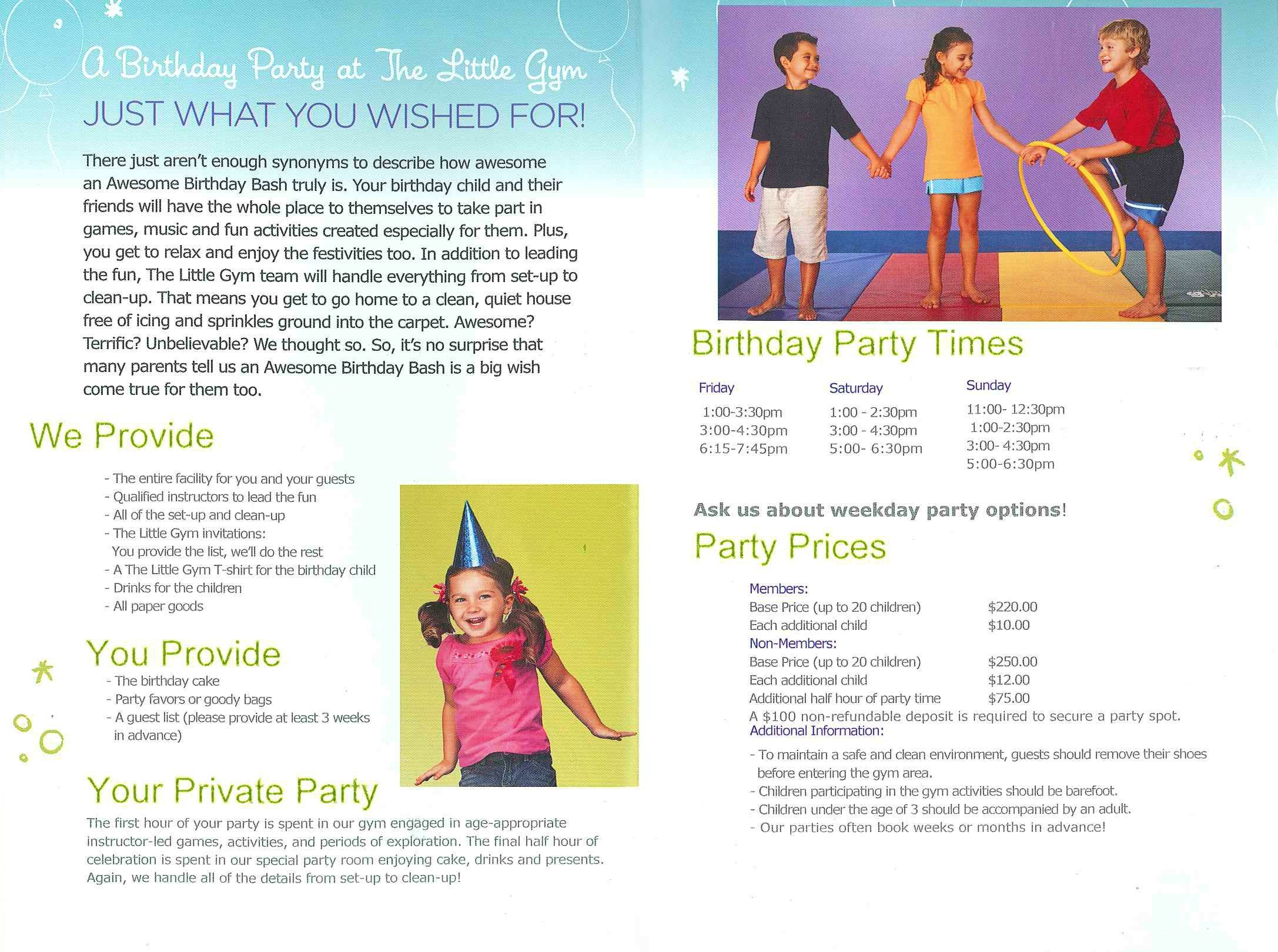 Little Gym 601 856 4854 Renaissance At Colony Park 1000 Highland Colony Parkway Ridgeland Ms 39157 Shoprenai Kids Birthday Fun Activities Kids Birthday Party