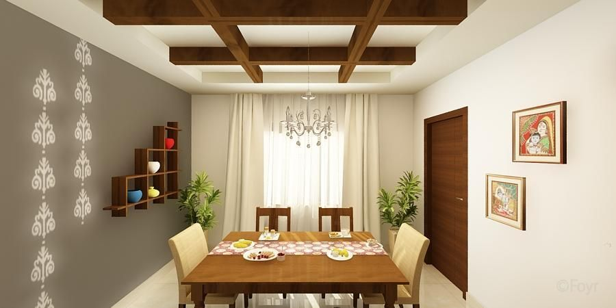 House Honeyguide Trendy False Ceiling