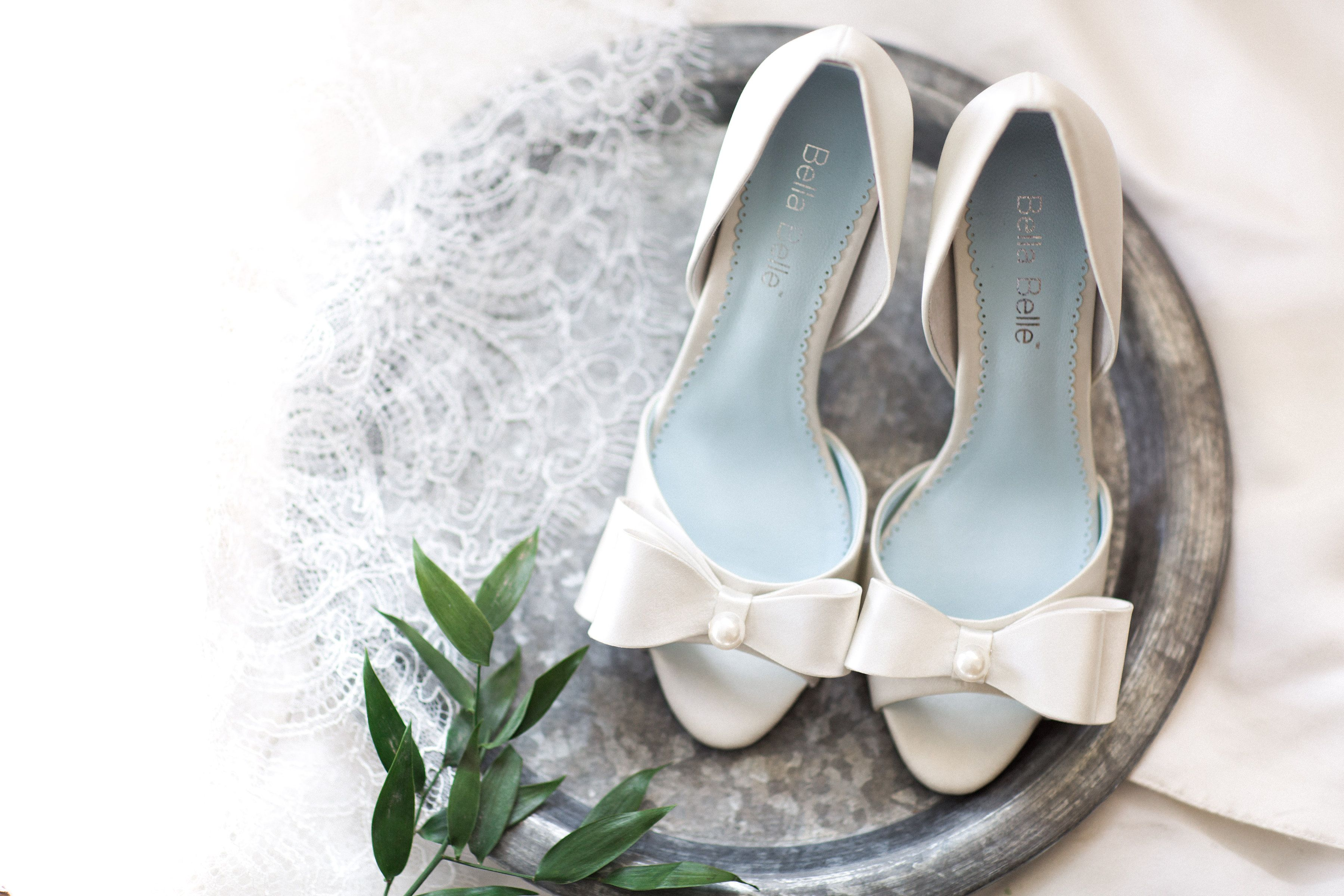 Julia 39eternal39 Bridal Collection Classic D39orsay