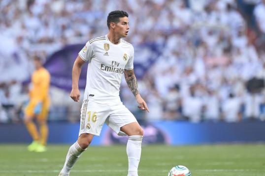 Mendes Wants To Bring James Rodriguez To Italy Juventus Idea Appears In 2020 James Rodriguez Juventus Soccer News