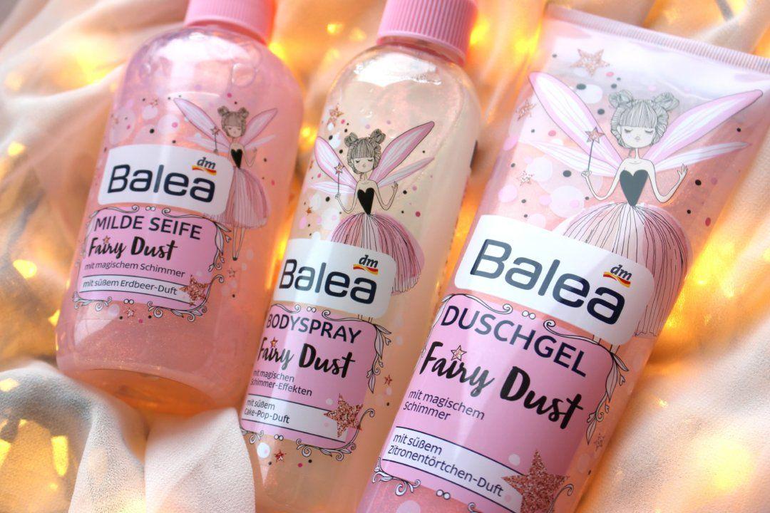 Balea Fairy Dust Limited Edition Balea Produkte Dm Produkte Balea