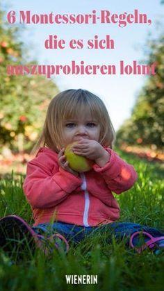 6 Montessori-Regeln, die es sich auszuprobieren lohnt