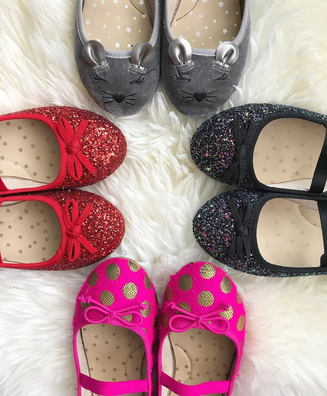 """WRAYN on Instagram: """"How cute are these little girl shoes? Cat ..."""