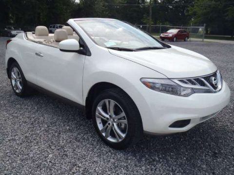 2011 Nissan Murano Crosscabriolet Yes You Re Looking At A 2 Door Convertible Suv And It S Fabulous Nissan Murano 2011 Nissan Murano New Cars