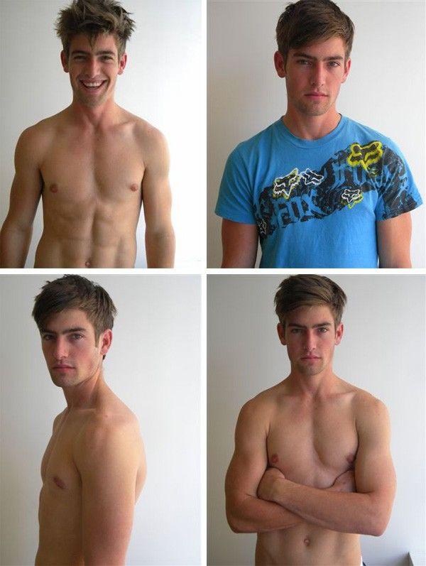 Hot Guy At Casting