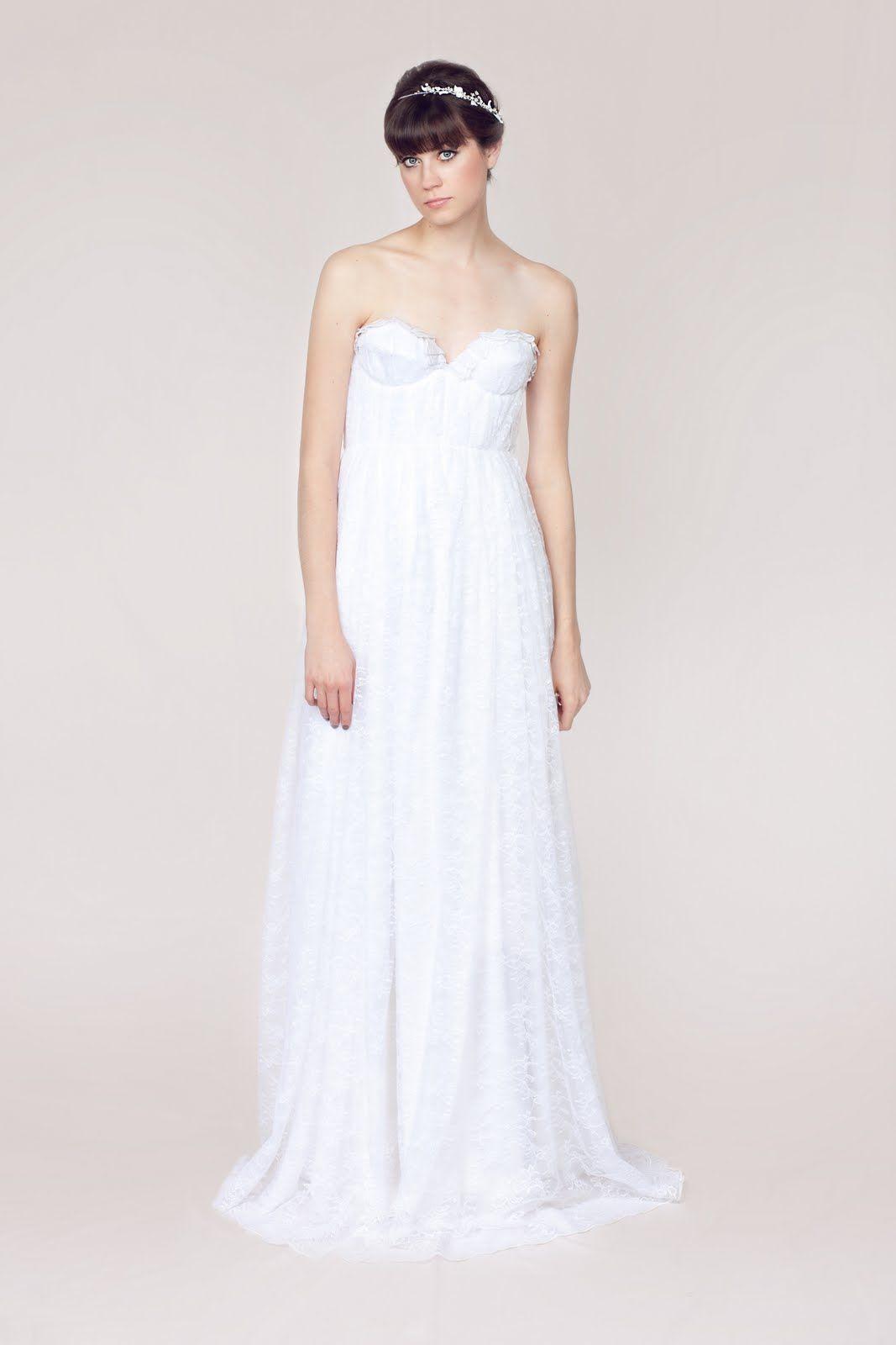 43++ Sarah seven wedding dress information
