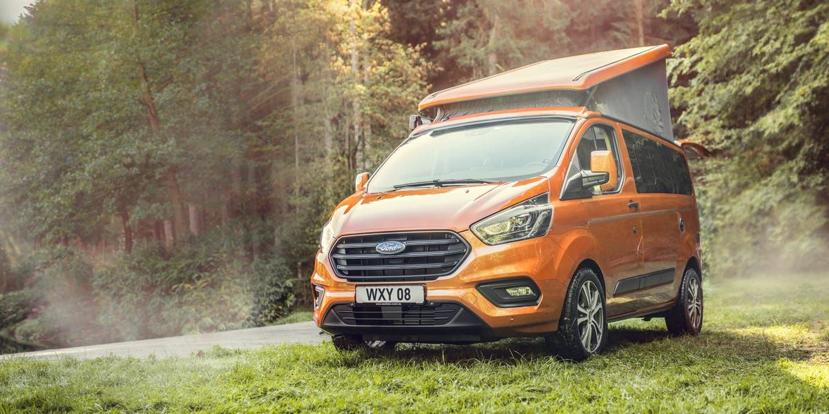 Ford Built A Transit Van Called Nugget That Doubles As A Tiny Home
