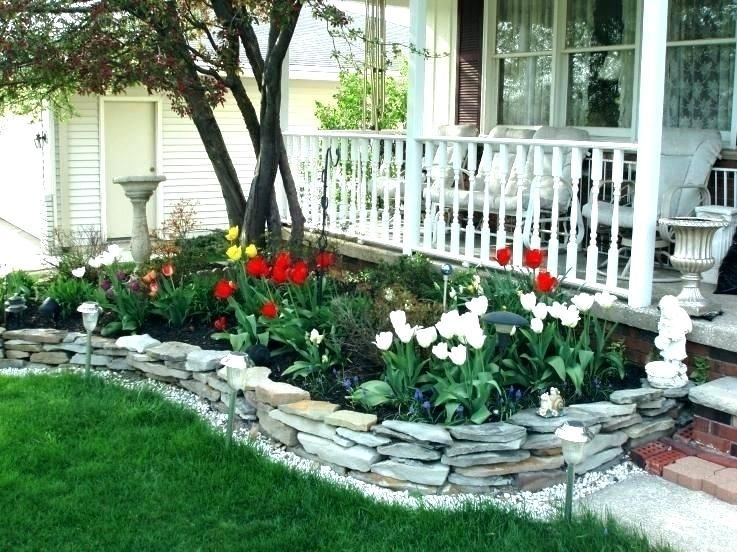 29+ Front yard flower bed designs ideas in 2021