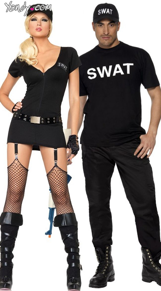 rock out with your cock out 25 sexy halloween costumes for men that - Swat Costumes For Halloween