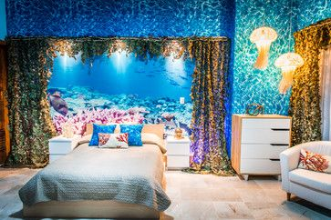 Ocean Dreams Come Alive In These Amazing Bedrooms Ocean Themed