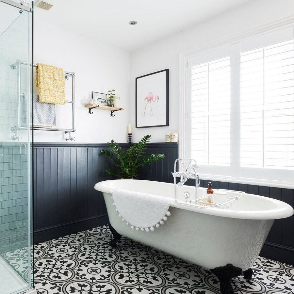 Inspired by the origins of this Victorian terrace house the owners
