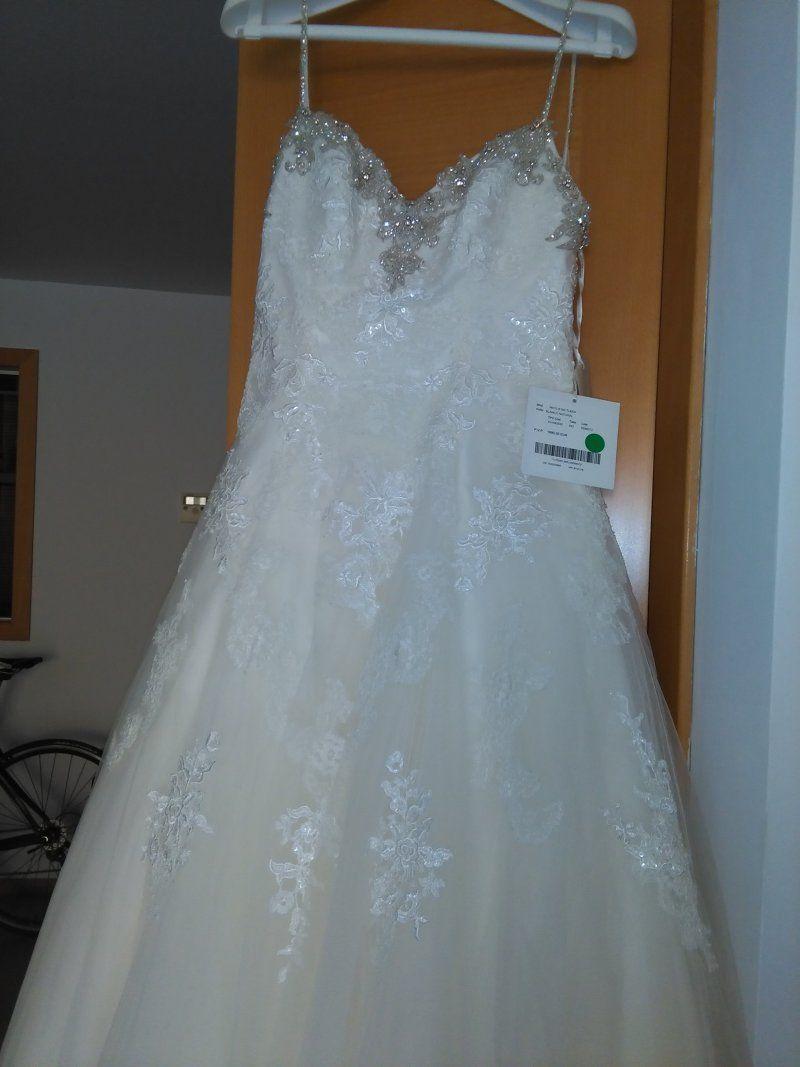 Fotos de vestidos de novia sin modelos