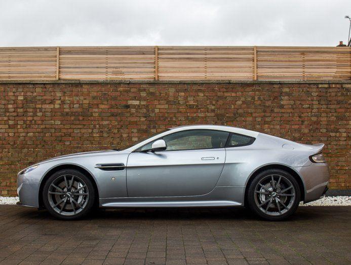 Aston Martin Vantage N For Sale Skyfall Silver Cars - Aston martin vantage for sale