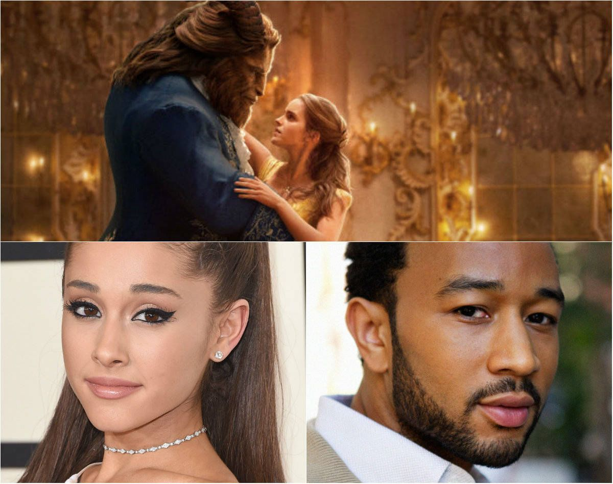 Ariana Grande And John Legend Will Perform The Title Song For