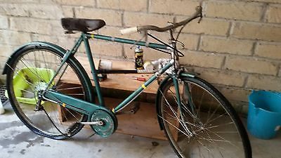 Bici Legnano Modello 42 Anni 50 Simplex Campione Del Mondo