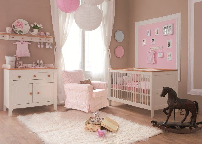 chambre bébé fille - Google Search | baby girl nursery | Pinterest ...