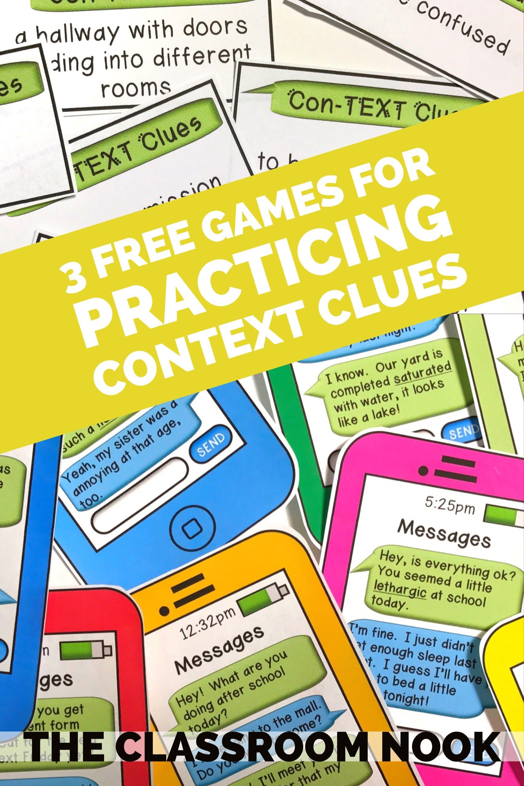 - Teacher's Toolkit: 3 (FREE) Games To Help Students Practice Using