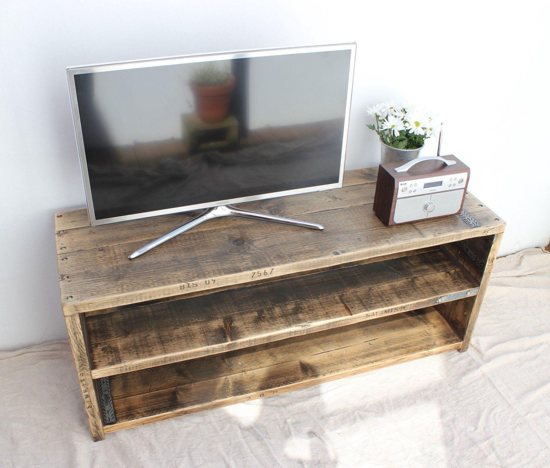 reclaimed wood furniture etsy. FREDERICK   Reclaimed Wood TV Stand - Handmade \u0026 Bespoke Furniture Etsy T