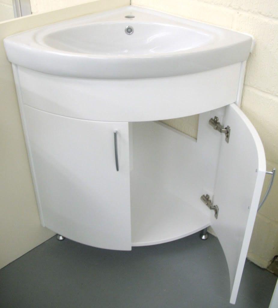 Corner Bathroom Sink Vanity Units   Bath Rugs & Vanities   Pinterest ...