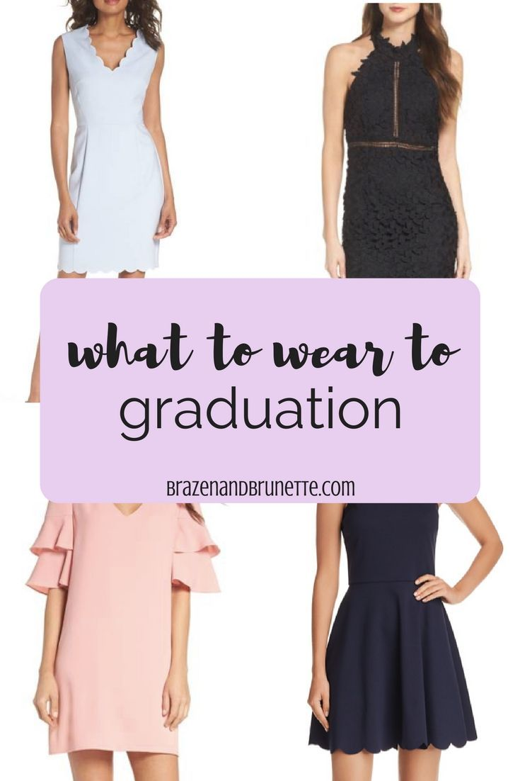 How to Pick the Perfect Graduation Outfit