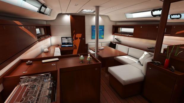 Beneteau Oceanis 41 45 Photo Gallery In 2019 Sailing Sailboat