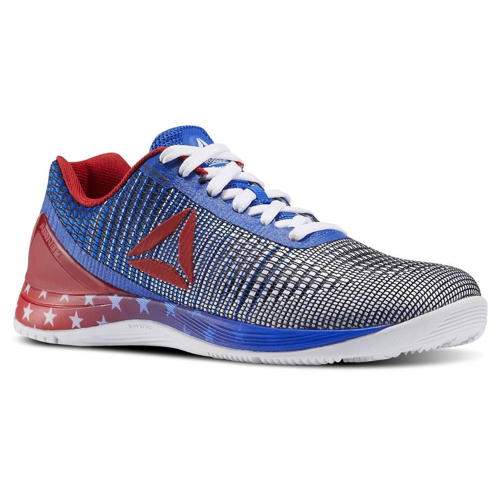 Crossfit Reebok nano 7 womans size 9 Red White and Blue  fashion  clothing   shoes  accessories  womensshoes  athleticshoes (ebay link) cbfad3488