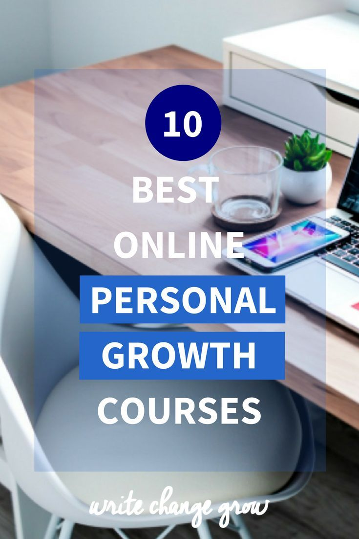 10 Best Online Personal Growth Courses