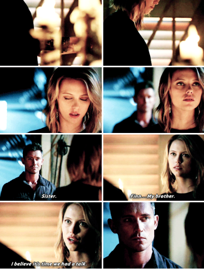 "#TheOriginals 3x08 ""The Other Girl in New Orleans"" - Freya and Finn"