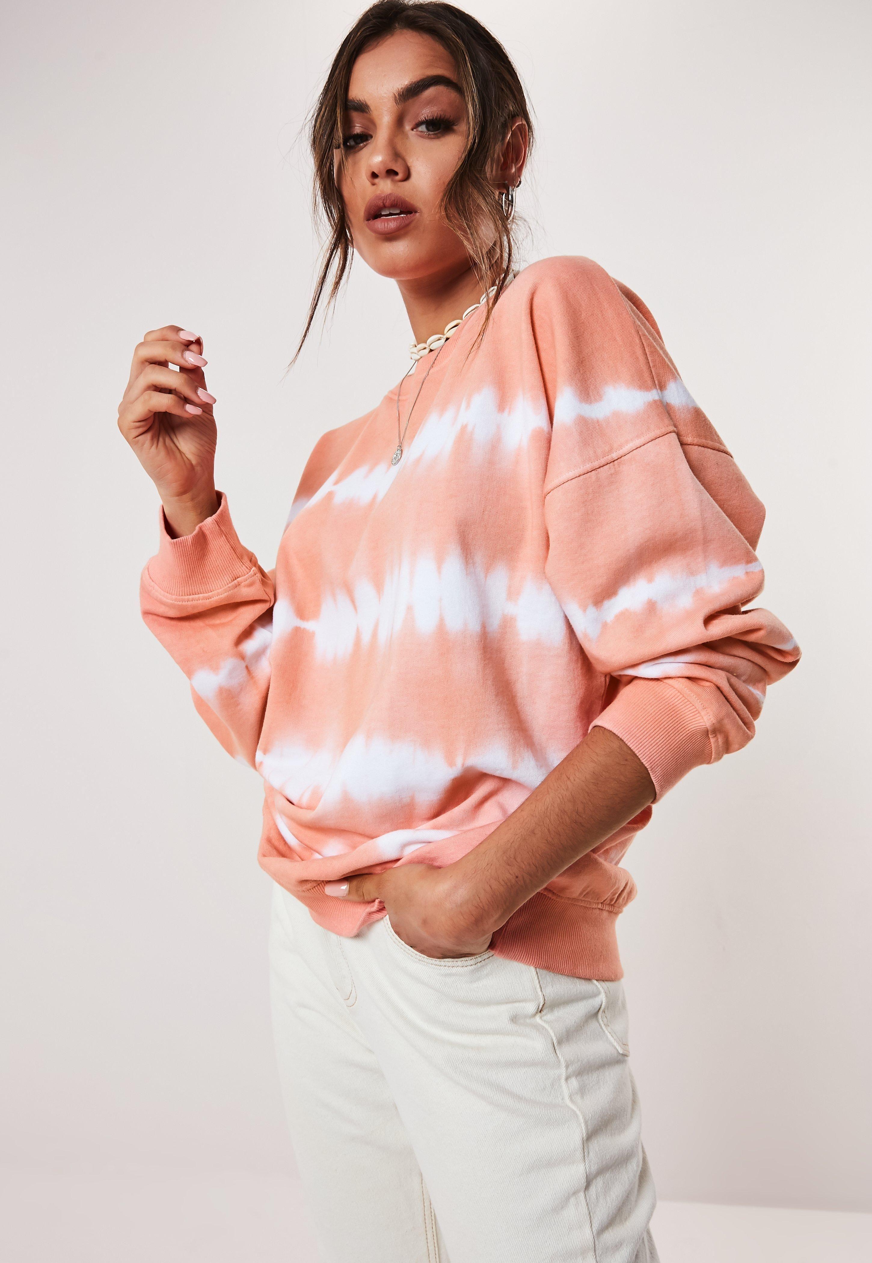 Pink Tie Dye Sweatshirt Sponsored Tie Ad Pink Sweatshirt Tie Dye Tops Tie Dye Outfits Tie Dye Shirts [ 4200 x 2900 Pixel ]
