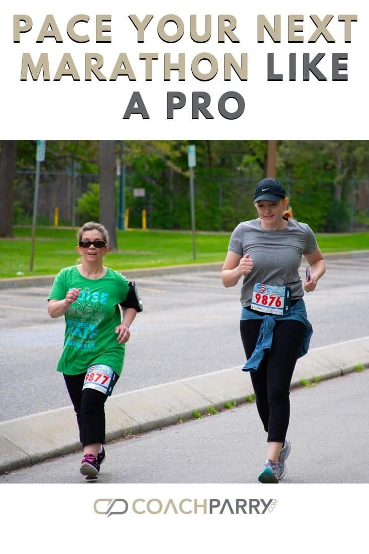 Smashing a PR is all about getting your pacing right. This is how to pace the perfect marathon. #Run...