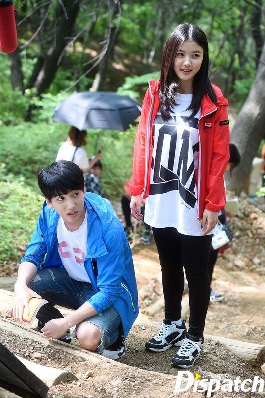 service kim Baro jung and yoo dating