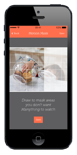 Manything Home Monitoring Security cameras for home