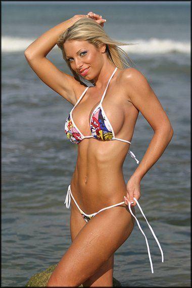 Marisa matthews bikini pics