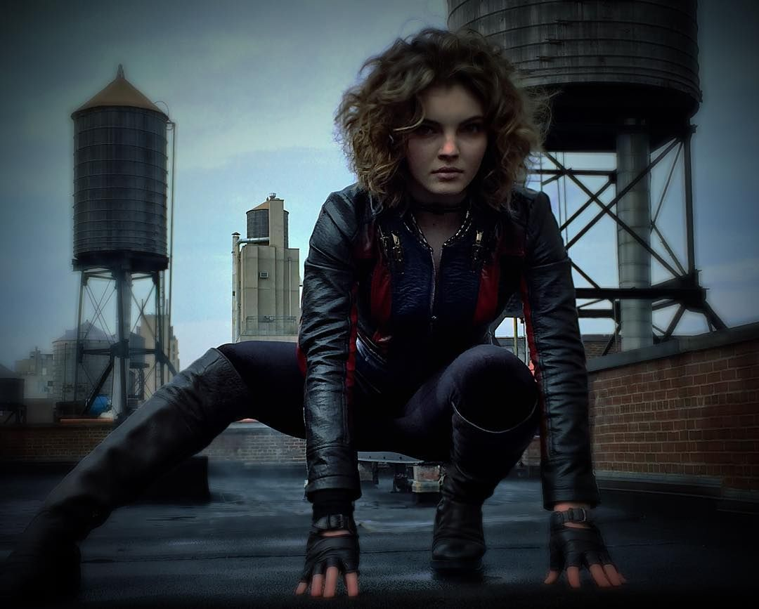 Camren Bicondova Gotham Season 4: #selina #catwoman #gotham Season 3