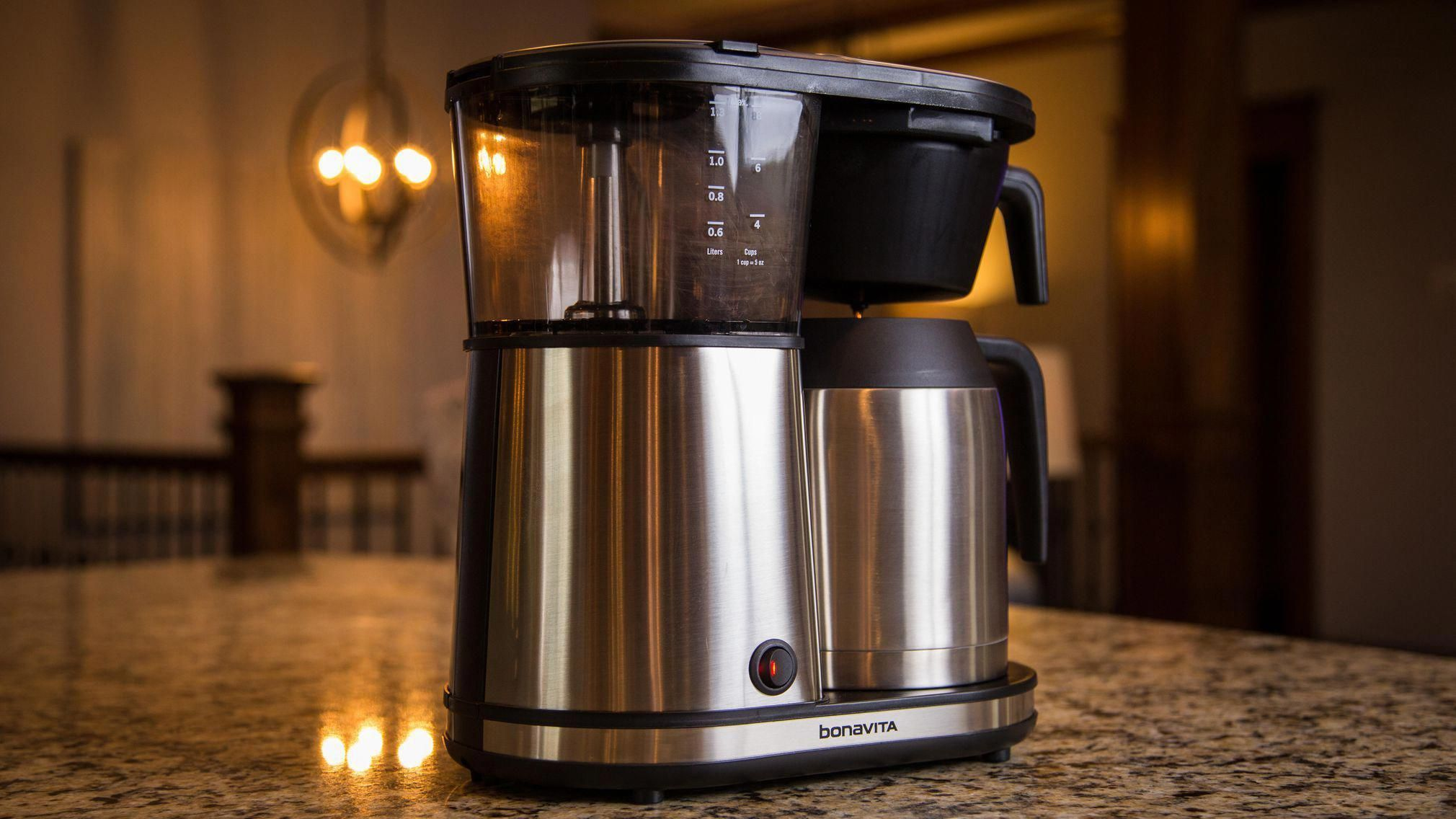 This new bonavita coffee maker is the one you should buy