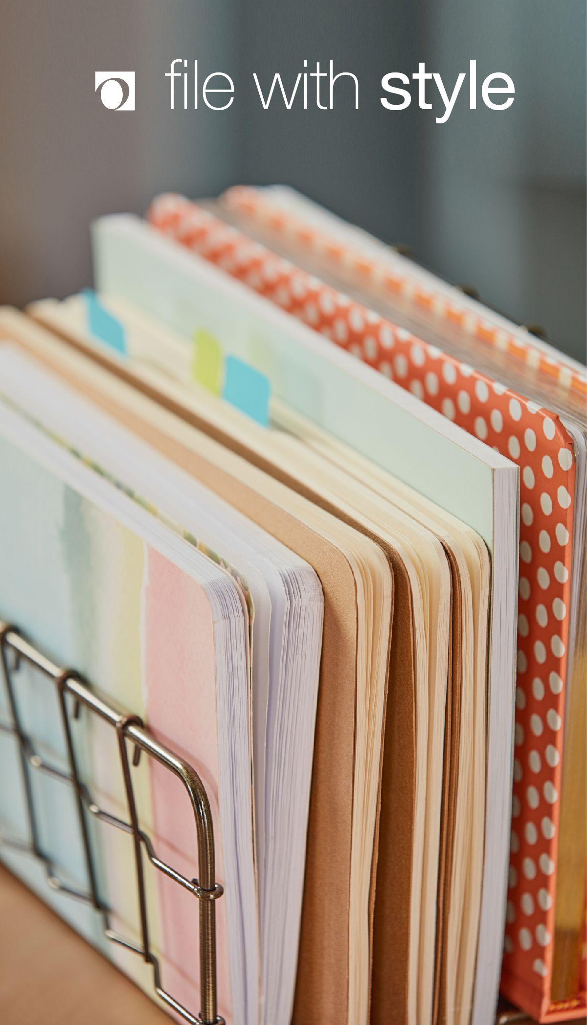 14 Genius Home Office Organization Ideas Overstock Com Home Office Organization Office Organization Organization